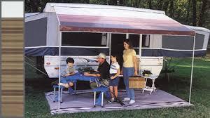 Dometic Caravan Awnings A U0026e Dometic 944gv09 002 9 Foot Bark Trim Line Pop Up Tent Trailer