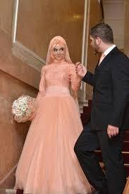 Muslim Engagement Dresses 27 Best Muslim Beautiful Brides Images On Pinterest Bridal Hijab