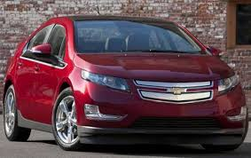 2011 chevrolet volt information and photos zombiedrive