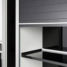 Tambour Doors For Kitchen Cabinets Rehau Rauvolet Glass Tambour Doors Kitchen Design Pinterest