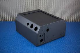 precision electronic enclosures