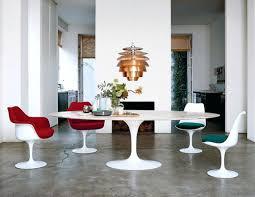 saarinen oval dining table reproduction table ovale saarinen saarinen executive arm chair and dining table a