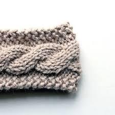 knitted headband pattern best 25 knit headband pattern ideas on knitted