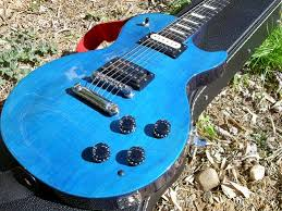 light blue gibson les paul what different colors did the les paul studio lite come in my les