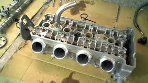 2007 yamaha vx cruiser 1100 four stroke cylinder head 821a youtube