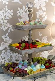 fruits arrangements for a party cool tiered cake stand in dining room traditional with decorate