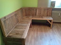 unique outdoor wooden corner bench pallet corner bench furniture