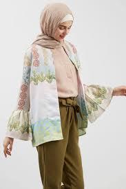 desain baju kekinian koleksi baju muslim terbaru 2018 model luaran desain kekinian baju