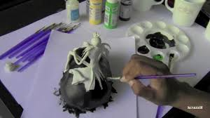 the nightmare before christmas polymer clay youtube