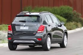 holden 2017 holden trax now on sale in australia from 23 990