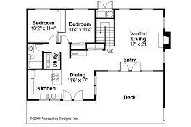 a frame house plans cascade 10 034 associated designs a frame house plan cascade 10 034 1st floor plan
