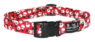 the cozy critter collars