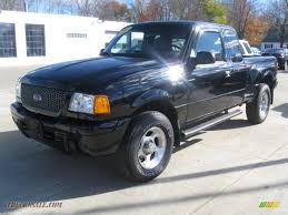ranger ford 2001 2001 ford ranger edge supercab 4x4 in black clearcoat a14162