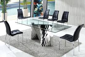 Glass Dining Room Furniture Glass Top Dining Room Tables Cape Town U2013 Librepup Info