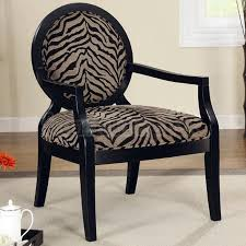 Animal Print Accent Chair Animal Print Accent Chair Zebra What Makes Home A Home