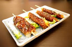 recettes cuisine japonaise recette de brochette japonaise