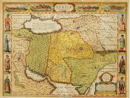 Persia Map Persia Exotic And Mysterious One Man U0027s Worldone Man U0027s World