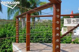 raileasy cable railing by atlantis rail stainless steel cable
