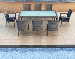 Wicker Patio Furniture San Diego - announcing the district collection by harmonia living