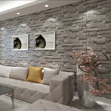 Wallpapers For Interior Design by The 25 Best Stone Wallpaper Ideas On Pinterest Fake Rock Wall