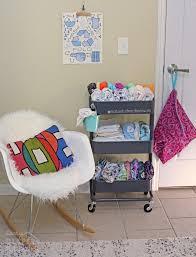 Ikea Cart by 13 Inspired Cloth Diaper Storage Ideas U2013 Dirty Diaper Laundry