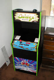 Galaga Arcade Cabinet David U0027s Video Game Insanity Home Arcade Projects Mini Galaga