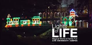 lights of life at life university youtube