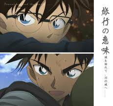 vermouth detective conan detective conan movie 21 the crimson love letter trailer