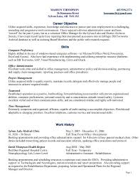 Office Experience Resume Skills Based Resume Examples Resume Example And Free Resume Maker