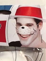 cat in the hat costume cat in the hat costume nose dr seuss accessory costume