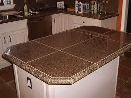 kitchen countertop tiles ideas choosing tile countertop ideas for kitchen home design 2018
