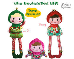 sewing patterns christmas elf new sewing and ith doll and toy patterns