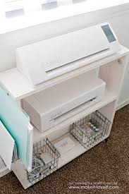 Laundry Room Storage Cart by Best 25 Printer Cart Ideas On Pinterest Printer Simple Home