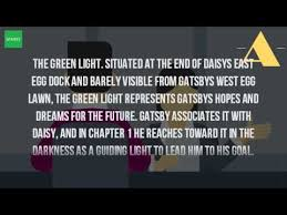 The Green Light Great Gatsby What Is The Significance Of The Green Light In The Great Gatsby