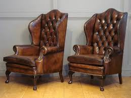 old leather armchairs 30 ideas of vintage leather armchairs