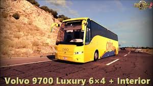 skin pack new year 2017 for iveco hiway and volvo 2012 2013 bus volvo 9700 luxury 6 4 interior v2 0 1 27 x download ets