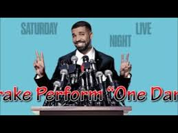 Drake Album Cover Meme - drake perform one dance and sing about his memes on snl youtube