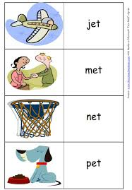 word family printables free flip books and words with pictures