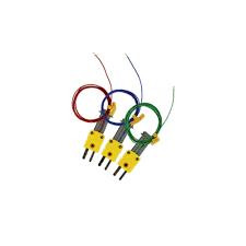 cabinet sle colors 3 pcs thermocouple kit teflon coated color indexed mini connector type k sle