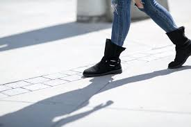 ugg womens biker boots ugg boots are back with a style makeover my boring closet