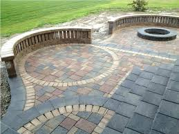 Stone Patio Design Patio Ideas Brick Patio Designs Pinterest Patio Brick Designs