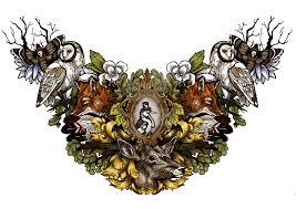 chest design with mr woodpecker by mrsigill on deviantart