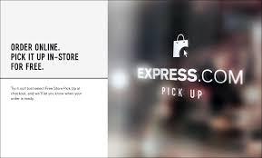 Easton Mall Map Express Store At Columbus Oh Shop Men U0027s U0026 Women U0027s Clothing