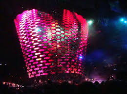 U2 In The City Of Blinding Lights U2 In Chicago The Quadropus Has Landed Deluxe Edition Alizarine