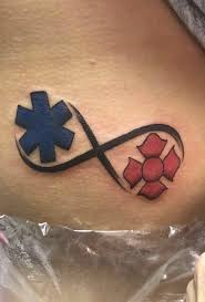 Scottish Flag Tattoo The 25 Best Firefighter Tattoos Ideas On Pinterest Fireman