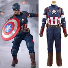 ultron costume the age of ultron captain america costume steve