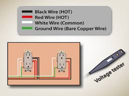 european electrical color code wiring diagram components