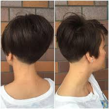 bobbed haircut with shingled npae 605 best short hair images on pinterest short hairstyle bob