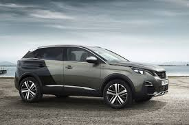 peugeot crossover used racy look for new peugeot 3008 gt auto express