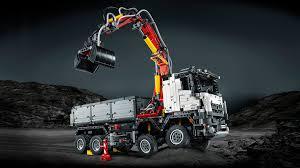 lego technic 42043 mercedes arocs 3245 products lego technic lego